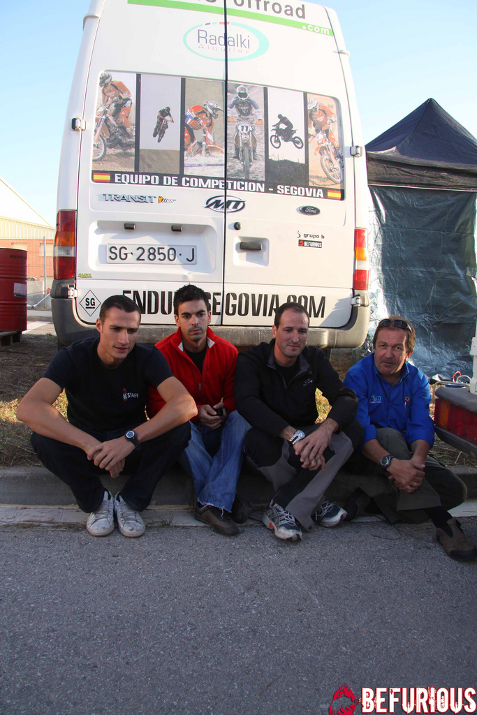 enduro segovia calaf 2009 by befourius