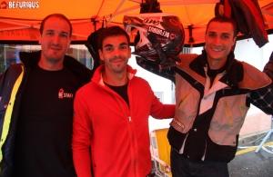 equipo español segoviano sego extrem participante en los isde 09