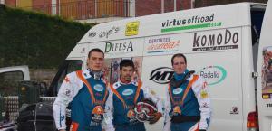 Pilotos Equipo Sego Extrem ISDE 2009